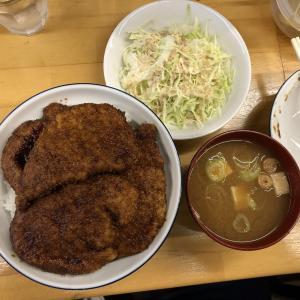 福井のソースかつ丼 越廼屋