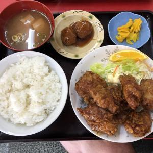 カラアゲ定食タレ 喜楽