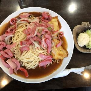 ミラカンピカタ スパゲッテイハウスヨコイ