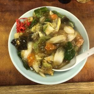 排骨飯 中華一番