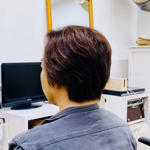 メンズヘア 40代