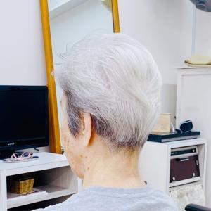 80代 髪型 ヘアスタイル