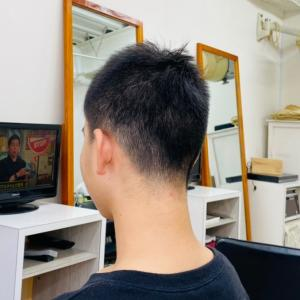 10代 中学生 男の子 髪型