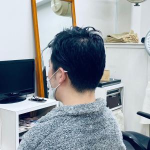 メンズヘア メンズカット 20代