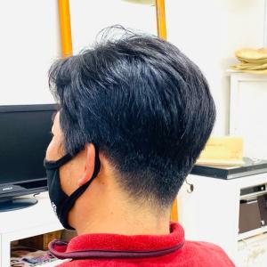 40代 メンズヘア