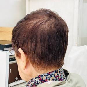 90代 ショートヘア