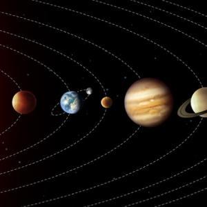 500年に一度★7/4惑星直列~7/5山羊座満月・・・☽☽