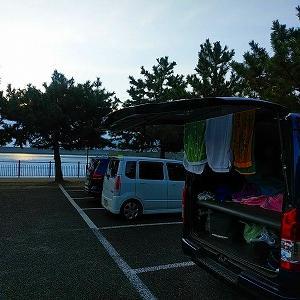 淡路島へ車中泊で家族旅行に行ってきました!(後編)