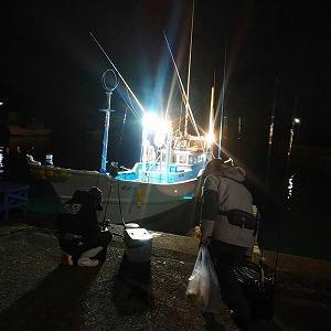 行ってきました。アオリイカ釣り。(すさみ沖でリベンジ‼)