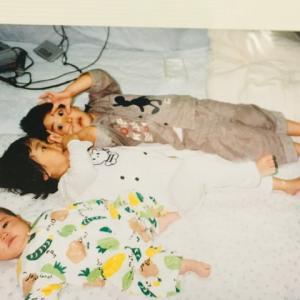 ■0歳~5歳児の3人の乳幼児と自宅防災訓練の結果