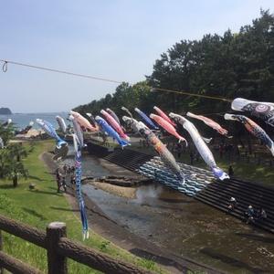 延岡は須美江家族旅行村にてキャンプ!