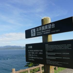 鳴門の渦潮観光その2 (徳島県鳴門市)渦の道と鯛丼