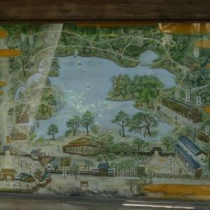 新発田藩下屋敷庭園・清水園 (新潟県新発田市) 京風の大名庭園