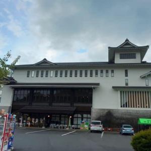 道の駅信濃路下條&コスモスの湯 (長野県下條村) そばの城とヌルヌル温泉