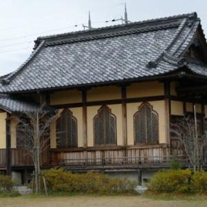 スミス記念堂 (滋賀県彦根市) 和風な教会