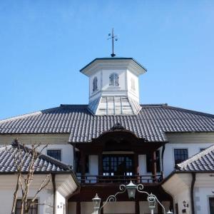 白雲館 (滋賀県近江八幡市)擬洋風の学校建築