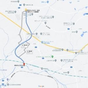 伊吹せんろみち (滋賀県米原市) 近江長岡駅から住友大阪セメント線跡を辿る
