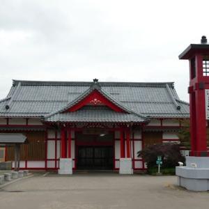弥彦駅 (新潟県弥彦村) まるで神社な駅