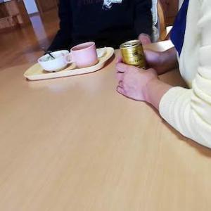 認知症の父親の介護施設に面会に行ってきたよ。