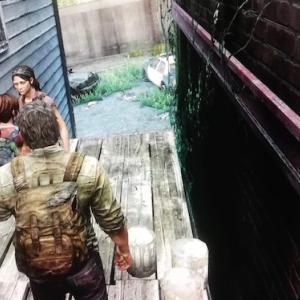 The Last of Us Remastered をプレイ開始しました。