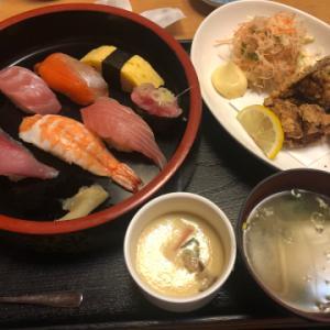 唐揚げが美味しいお魚のお店 おさかな亭 新潟市にて
