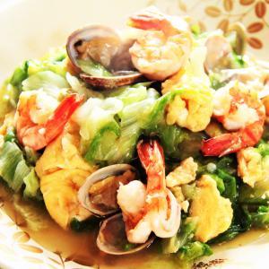 美しい中華料理。 料理研究家 指宿さゆり