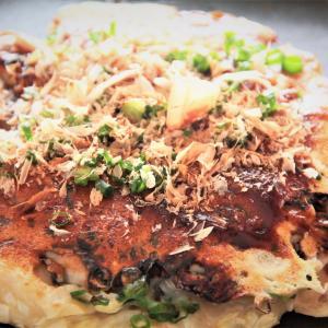 ご当地グルメ 牡蠣お好み焼き。 料理研究家 指宿さゆり