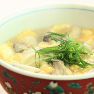 『牡蠣卵あんかけうどん』料理研究家 指宿さゆり