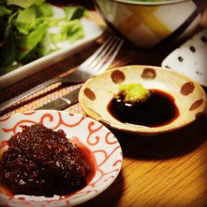ステーキの味を楽しむソースたち。 料理研究家 指宿さゆり