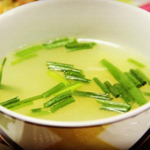 美味濃厚『栄養豊富な美味しいクリアスープ』