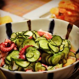 夏に美味しい副菜『タコときゅうりの酢の物』 料理研究家 指宿さゆり