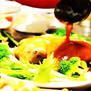 ジューシー!美味しい!『北京ダック風 丸鶏』 料理研究家 指宿さゆり