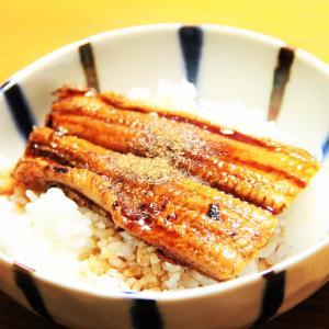 ふっくら美味しい鰻丼を自家製のタレと炊き立てご飯で。 料理研究家 指宿さゆり
