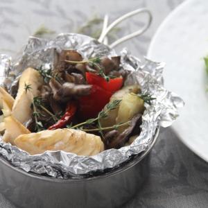 『女性におすすめ山菜アヒージョ』料理研究家 指宿さゆり