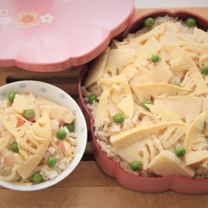 『美味しいデトックスレシピのたけのこご飯』料理研究家 指宿さゆり