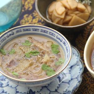 『女性が喜ぶ漢方薬膳スープで美味しく健康と美容に』料理研究家 指宿さゆり