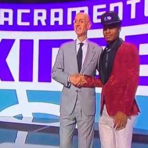 NBAドラフト2021 キングスは全体9位でベイラー大PGデイヴィオン・ミッチェルを指名