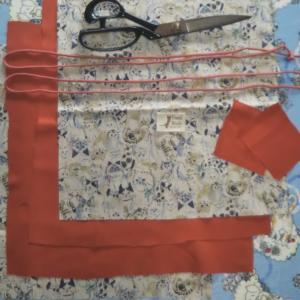 巾着袋 作り方♡