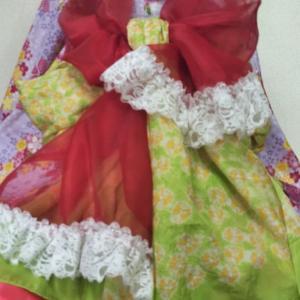浴衣ドレス 3
