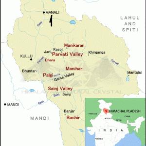 第3705篇:インド北部ヒマッチャル・プラデッシュ州「マナリー」(2)