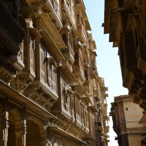 第3862篇:インド富豪の館「ハヴェリー」(49)