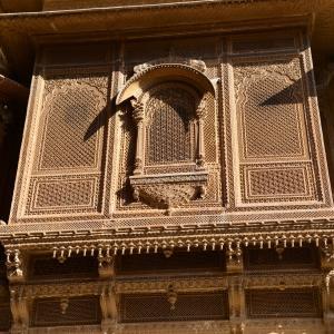 第3866篇:インド富豪の館「ハヴェリー」(53)