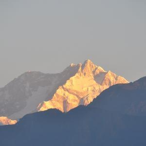 第4094篇:インドの最高峰「カンチェンジュンガ」(56)