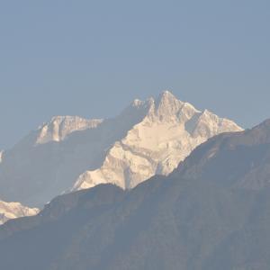 第4095篇:インドの最高峰「カンチェンジュンガ」(57)