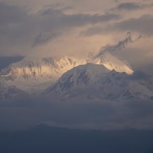 第4101篇:インドの最高峰「カンチェンジュンガ」(63)
