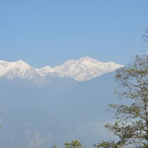 第4102篇:インドの最高峰「カンチェンジュンガ」(64)