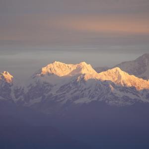 第4114篇:インドの最高峰「カンチェンジュンガ」(76)