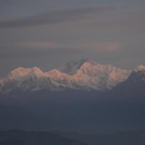 第4115篇:インドの最高峰「カンチェンジュンガ」(77)