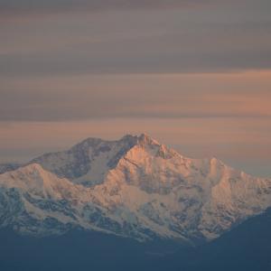 第4116篇:インドの最高峰「カンチェンジュンガ」(78)