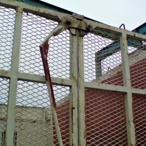 4�深ダンプver.3・扉の修理